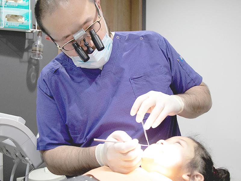 小児歯科担当医